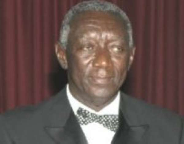 MCA will transform Ghana's agriculture - Kufuor